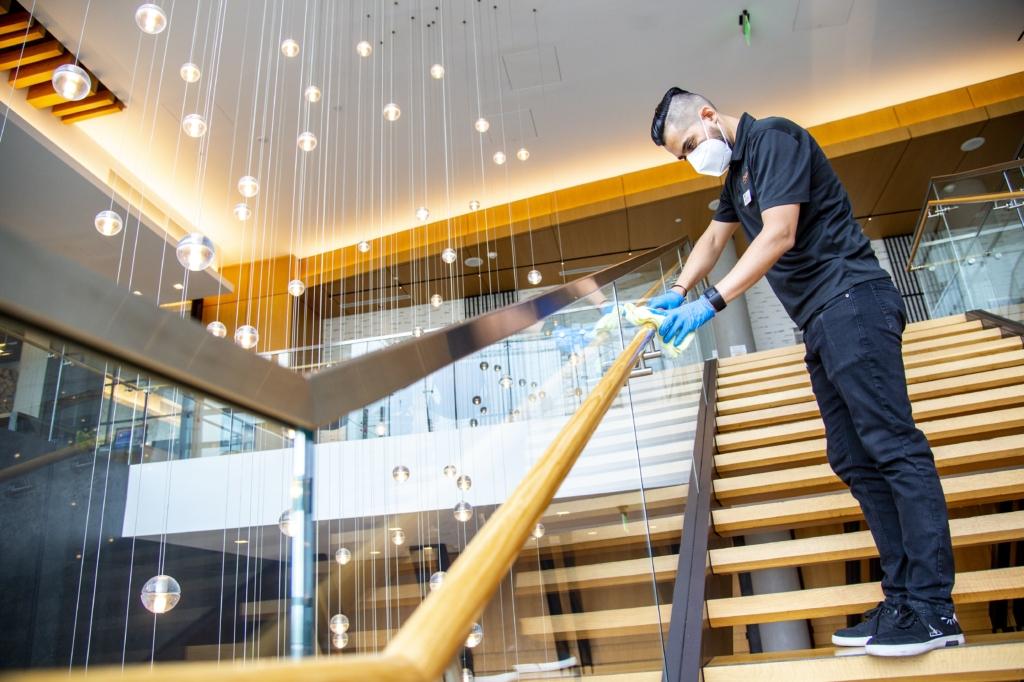 Hilton's CleanStay Program