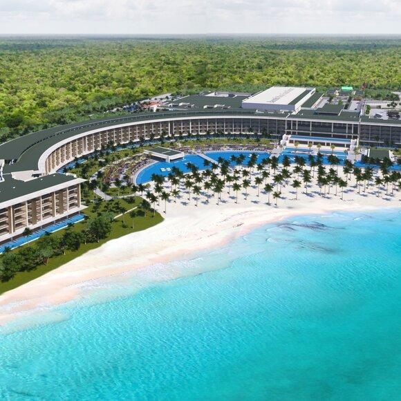 Rivieria Maya resort