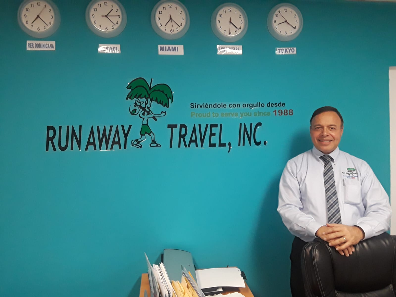 Run Away Travel CEO